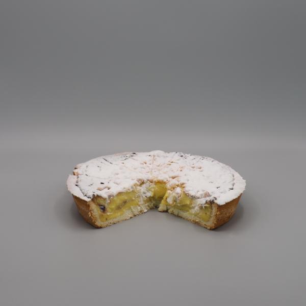 Torta Crema e Amarena